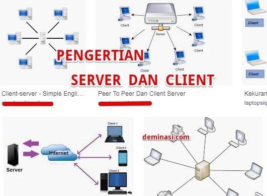 Server dan Client
