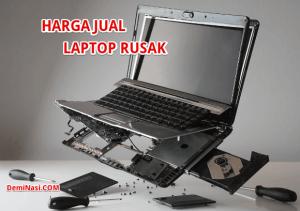 harga-jual-laptop-rusak
